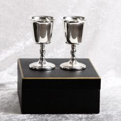 Arthur Price Silver Plated Wine Goblets 3