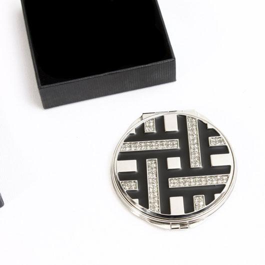 Designer Compact Mirror
