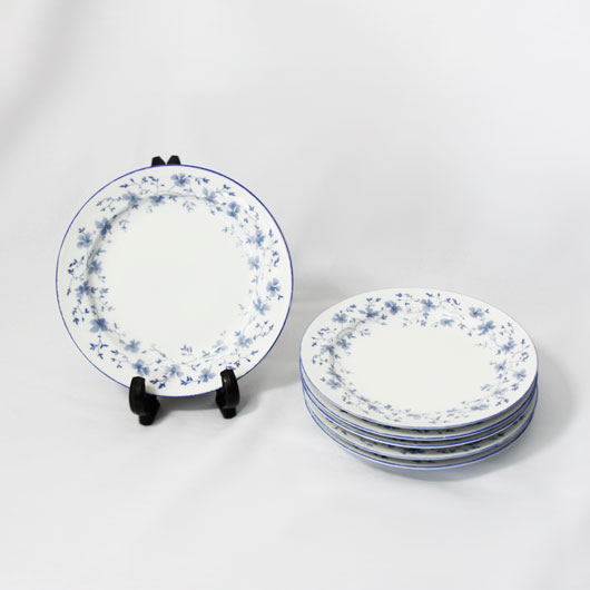 Arzberg Blue Flowers Plates and Creamsoup Cups & Arzberg Blue Flowers Plates and Creamsoup Cups » Kode-Store.co.uk
