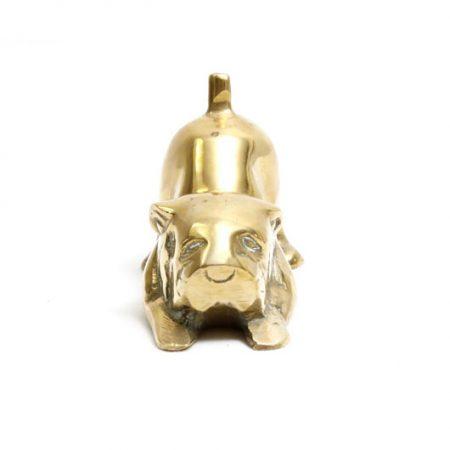 Brass Bulldog