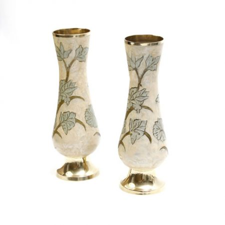 cloisonne vases 2
