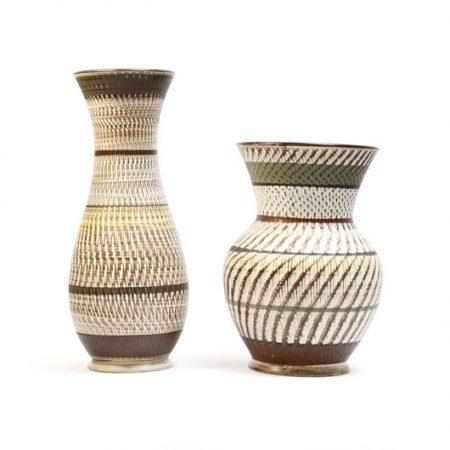 vintage german vases