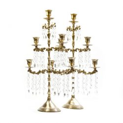Laura Ashley Tree Candelabras