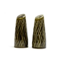 salt and pepper shakers made in england