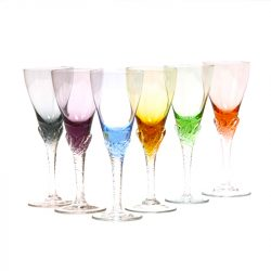 harlequin aperitif glass swirletts
