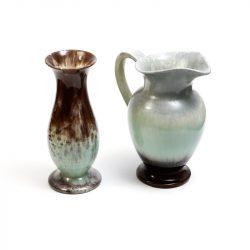 german vase and jug