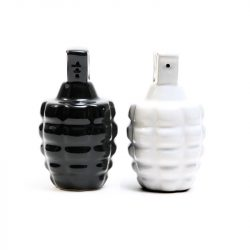 salt and pepper grenades