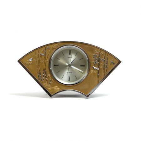 vintage toyo mantel clock