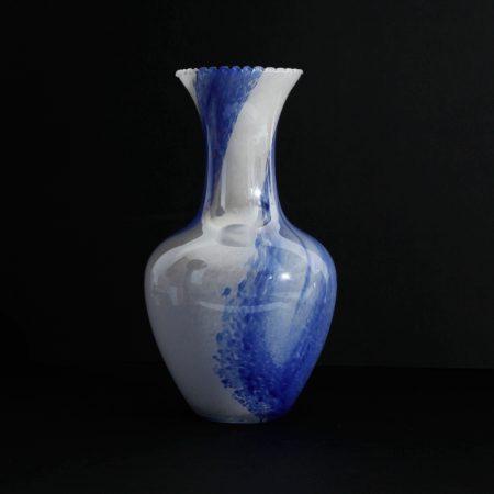 opaline italian vase