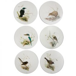 jason birds of new zealand placemats