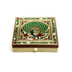 meenakari style jewellery box 3