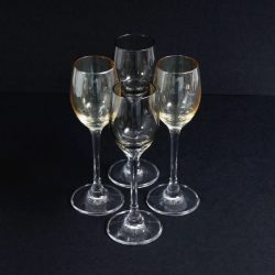 marks and spencers tinted liqueur glasses
