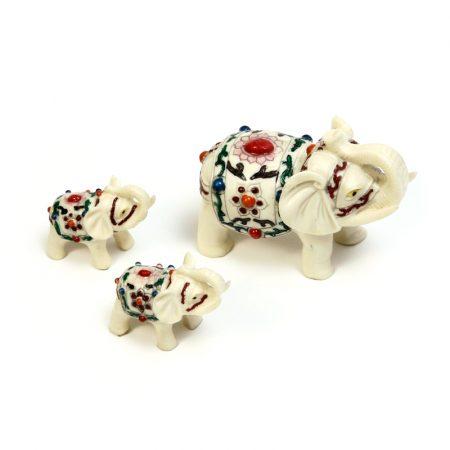 decorative resin elephants 3