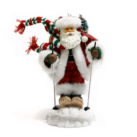 father christmas for the table center piece