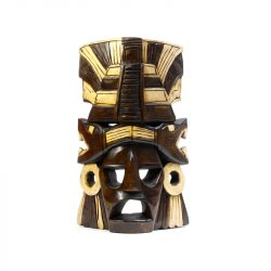 aztec jaguar warrior mask
