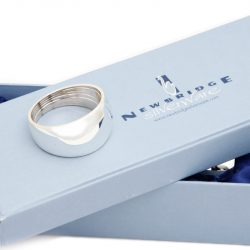 newbridge silverware round knapkin rings