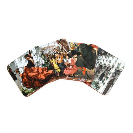 spanish cup coasters