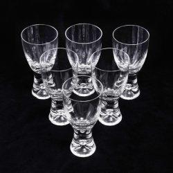 tapio wirkkala design wine glasses