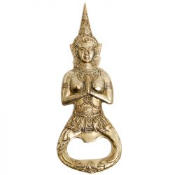 Thai goddess bottle opener
