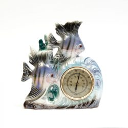 decorative fish thermometer
