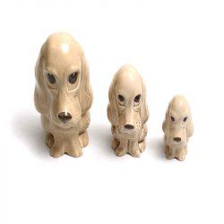 Sylvac sad dog model 2951 2950 2938