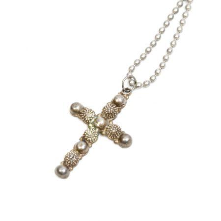 unusual crucifix on a chain 2