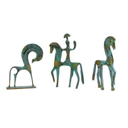 etruscan statuettes