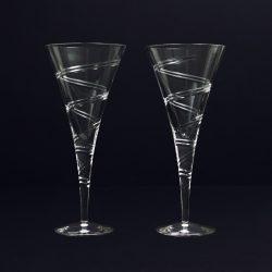 gleneagles crystal wine glasses