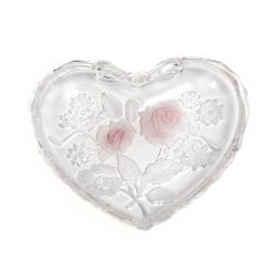 walther satin rose heart