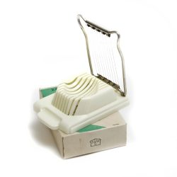 vintage egg cutter with box